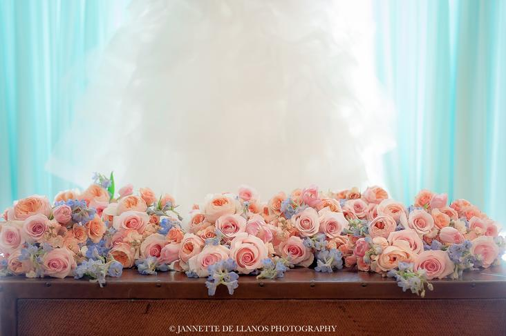 Florida Keys Wedding Decor