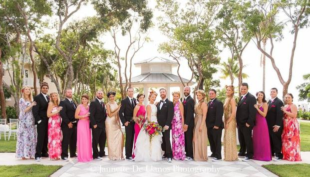 Old Traditions & New Trends –  Bridesmaids & Groomsmen