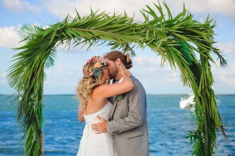 Katie and Cody - Florida Keys Wedding - Dream Bay Resort
