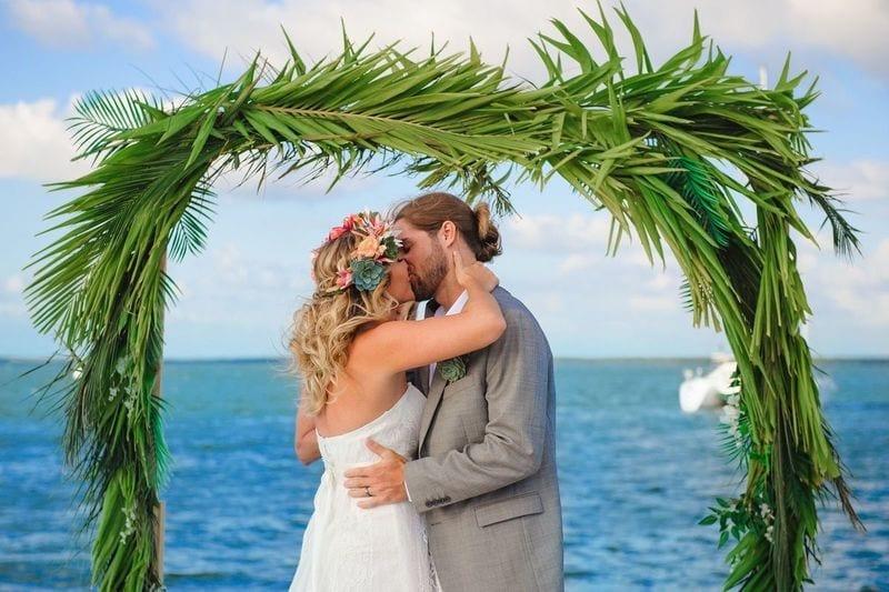 Katie and Cody - Florida Keys Wedding - Dream Bay Resort