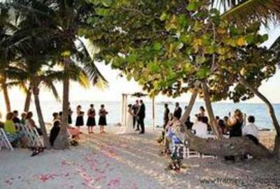 Fort Zachary State Park Wedding