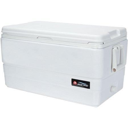 64 Qt Cooler (White)