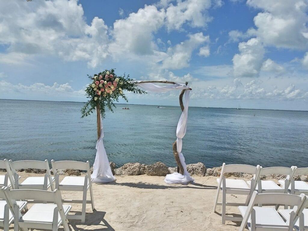 Thin Wedding Arbor2