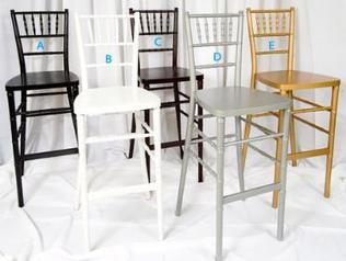 Chiavari Cocktail Chairs