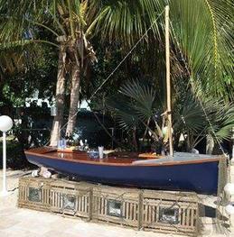 Sail Boat Bar