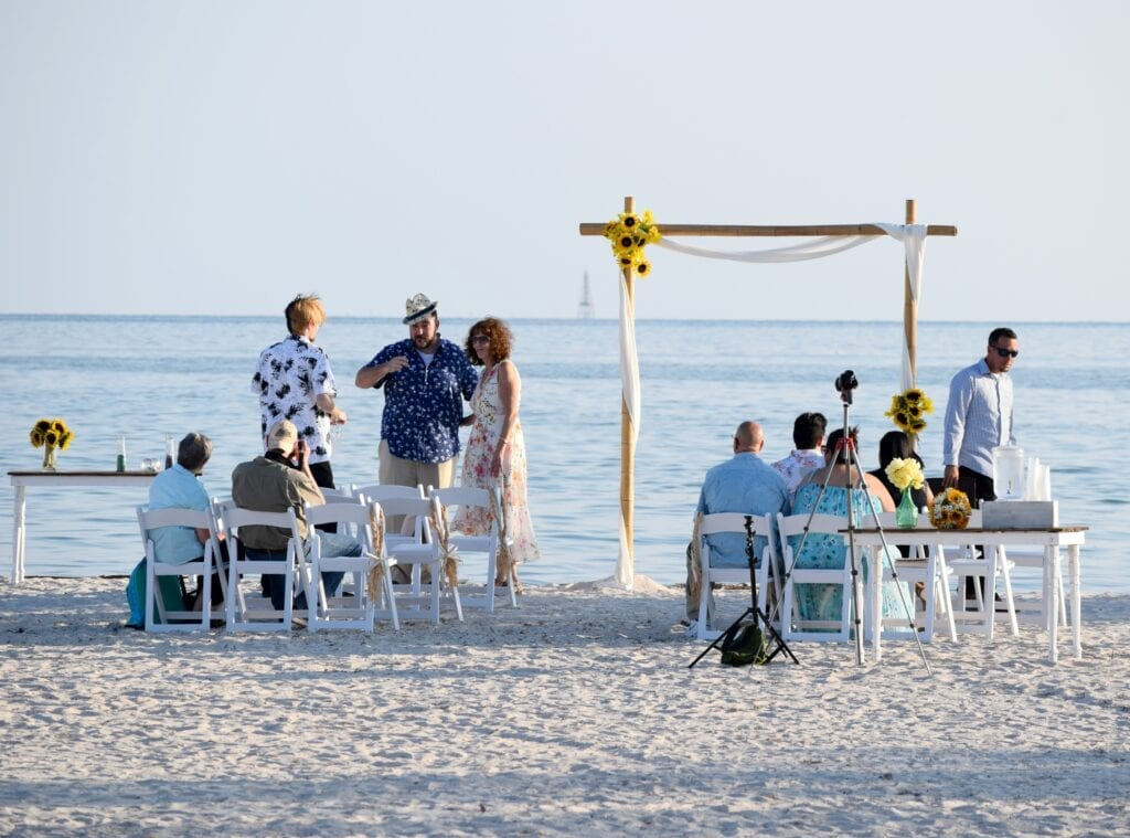 Cheap Beach Wedding Packages