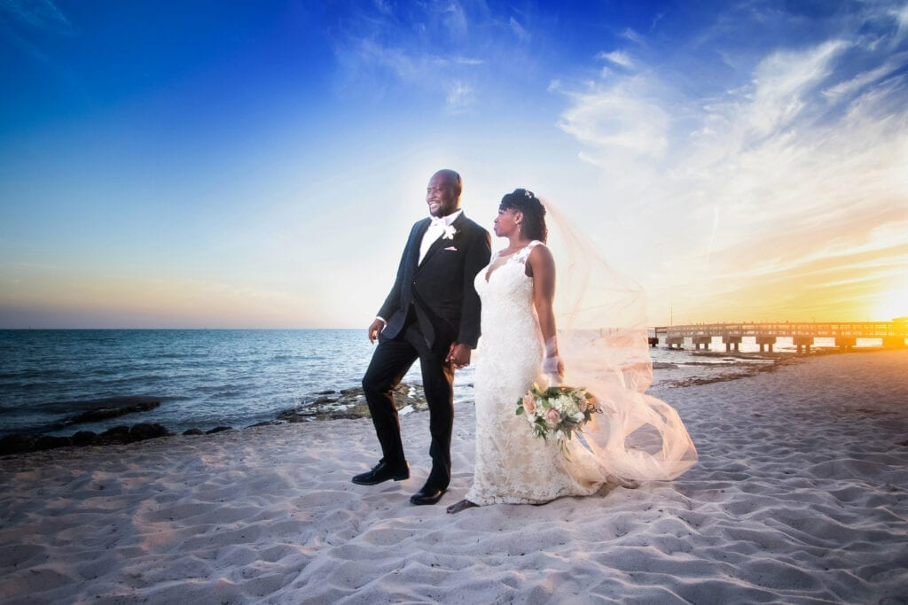 Key West Sunset Wedding Venue