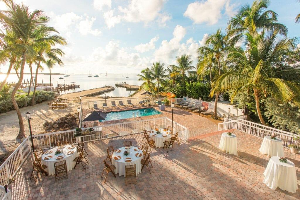 Beach Wedding Cottage Venues in the Florida Keys