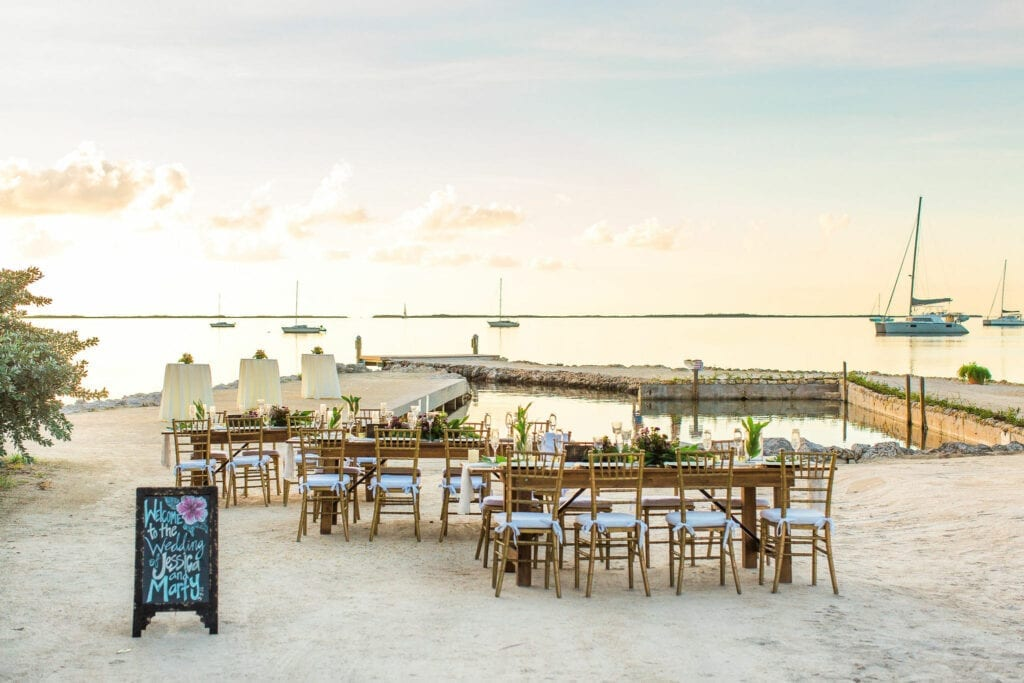 Florida Keys Beach Wedding Packages