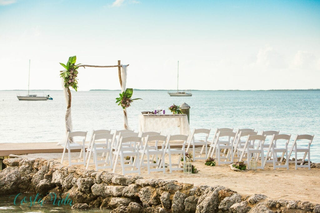 Bayside Inn Key Largo Wedding Venue