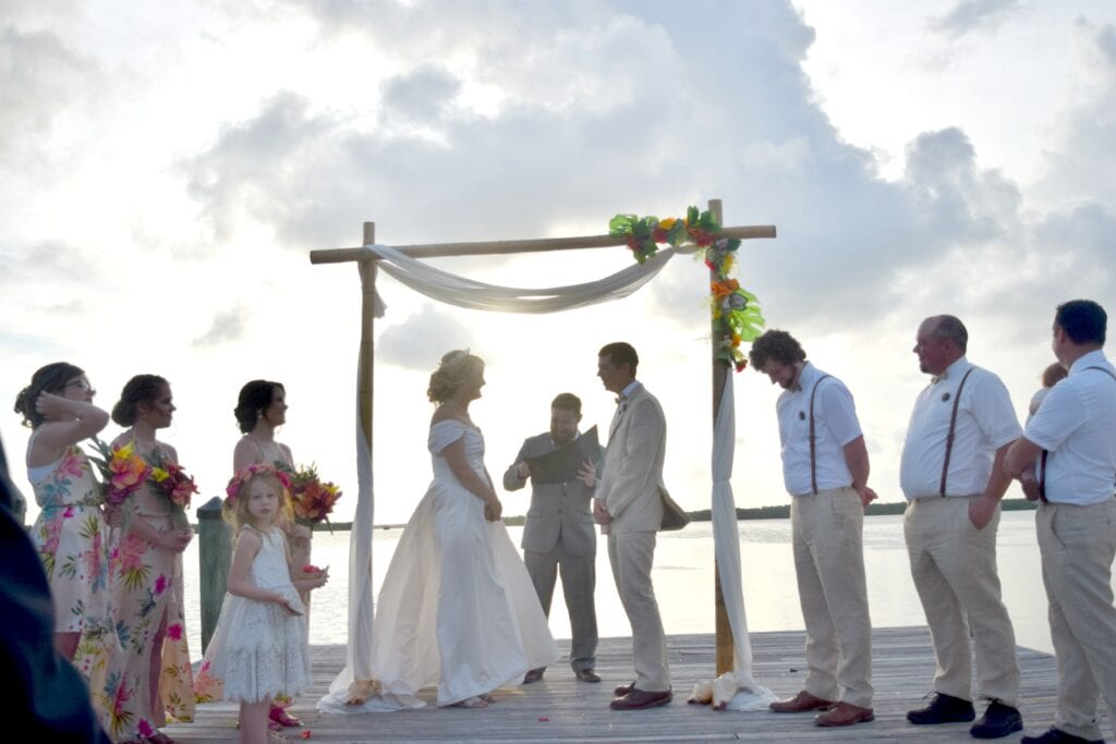 Flamingo Package Florida Keys Wedding Center