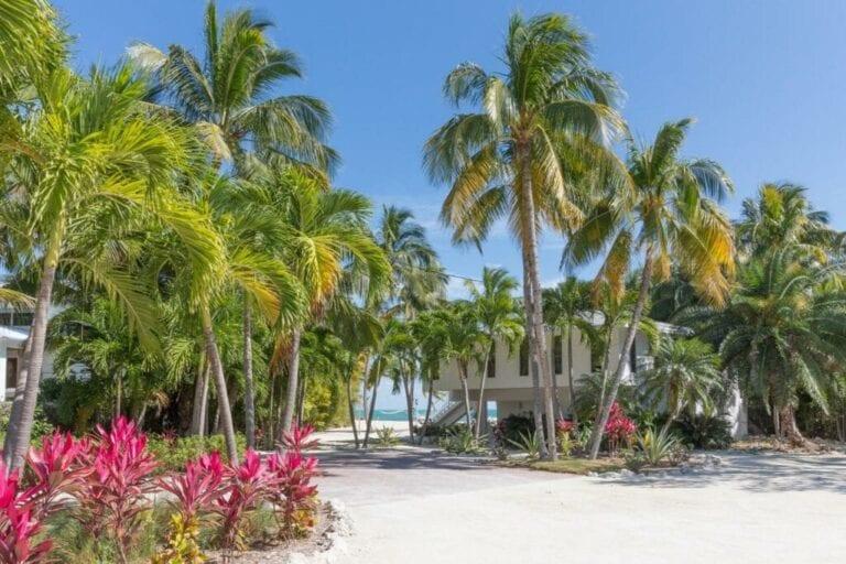 Florida Keys Beach House Wedding Venue