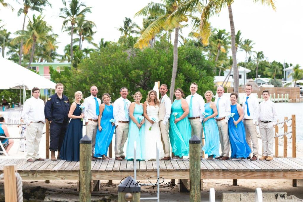 Islamorada Wedding Venue at Fisher Inn