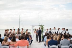 Key Largo Wedding Venue at Dream bay Resort in the Florida Keys