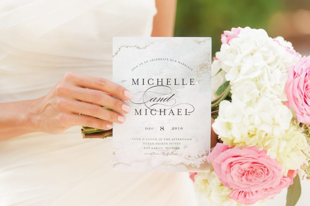 Ocean Pointe Suites Wedding in Key Largo, FL