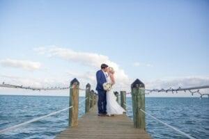 Real Wedding at Islamorada Ranch Estate – Aaron and Mariya