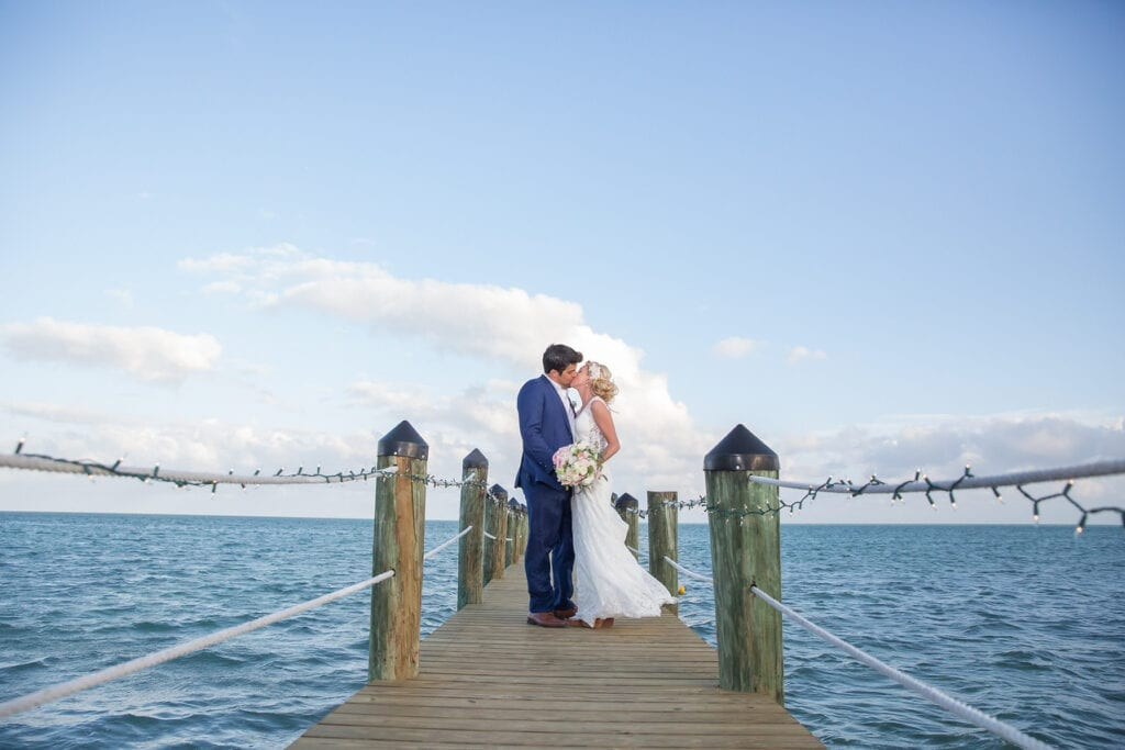 Real Wedding at Islamorada Ranch Estate – Aaron and Mariya
