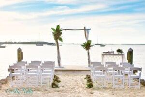 Real Wedding at Bayside Inn – Shelly & Roger