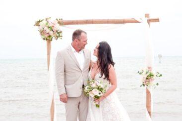 Real Wedding in Key West – Kalen & Ashley – Hightide Package