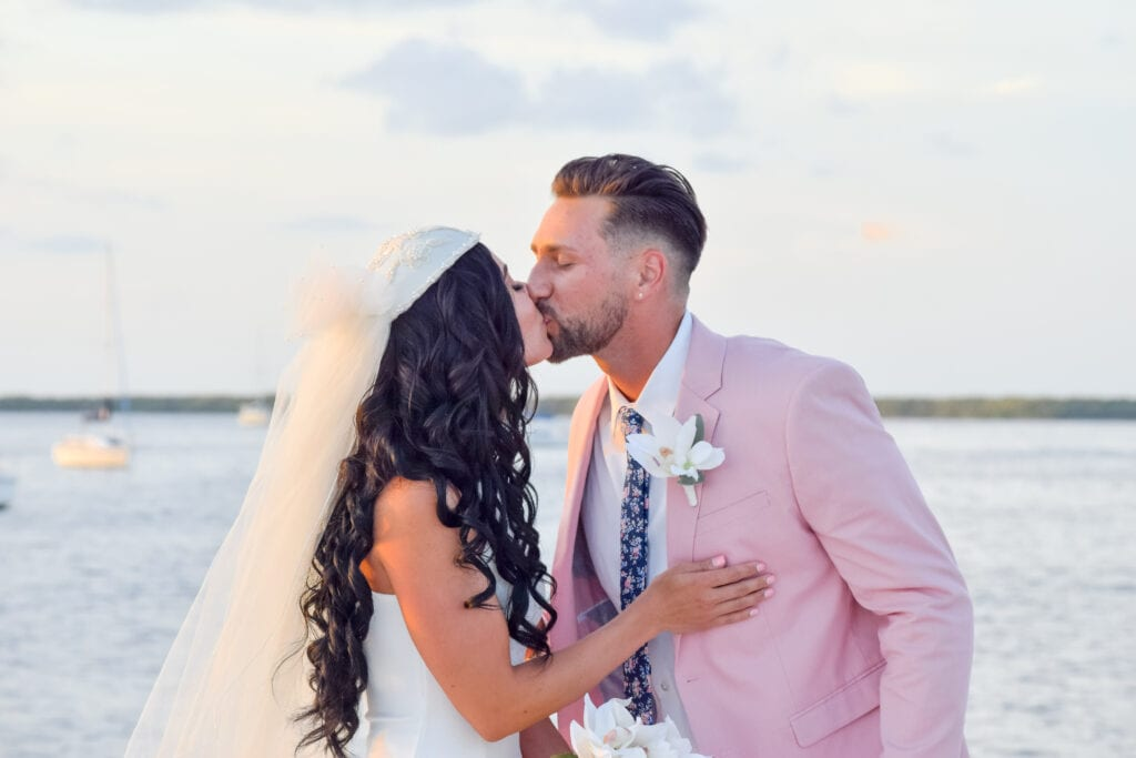 Peaceful and Private Florida Keys Elopement