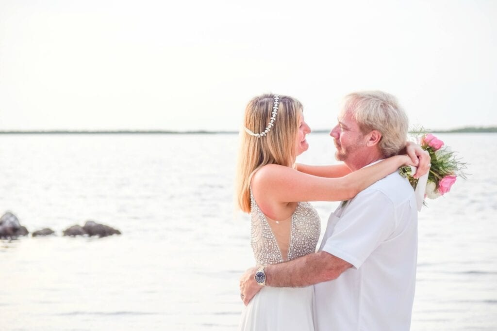 Real Wedding in Key Largo – Jessica & Rick – Hightide Package
