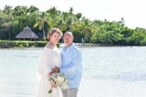 Real Wedding in Islamorada – Ernest & Jessica – Mangrove Package