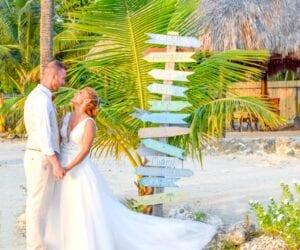 Real Wedding in Key Largo – Zapryanka & Christopher – Hightide Package