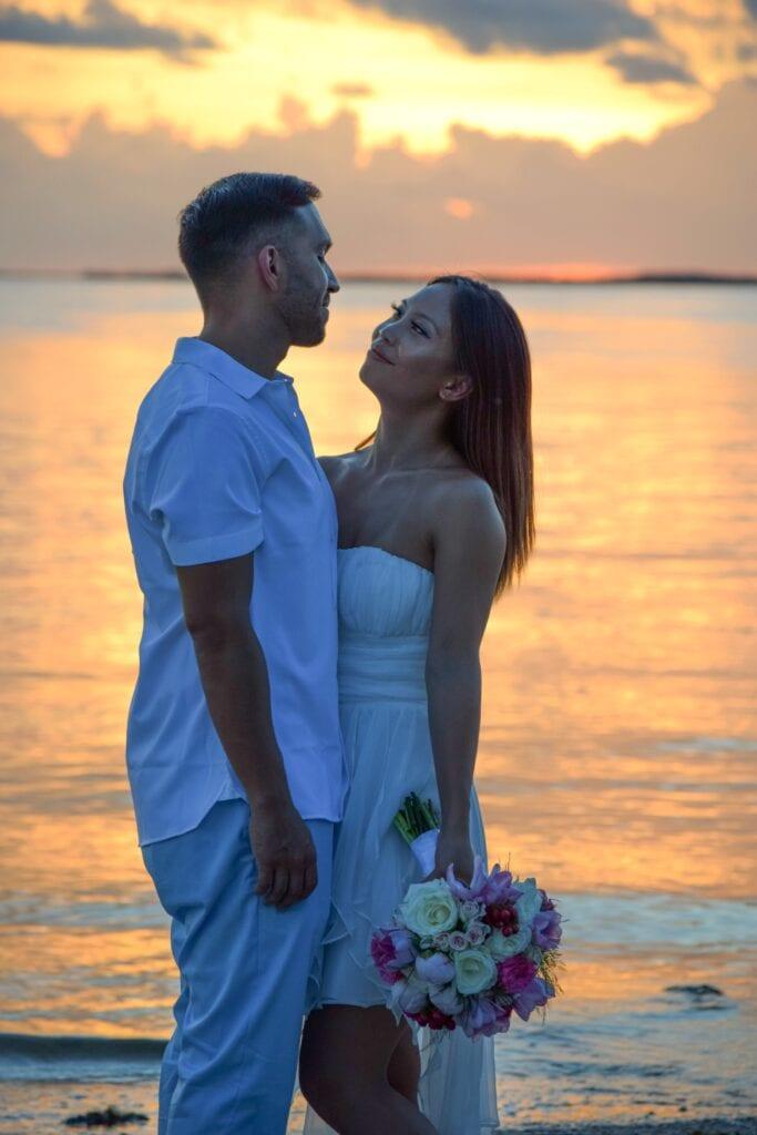 Rowells Park Key Largo Wedding