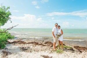 Real Wedding in Marathon – Flamingo Package – Kaitlyn & Tyler
