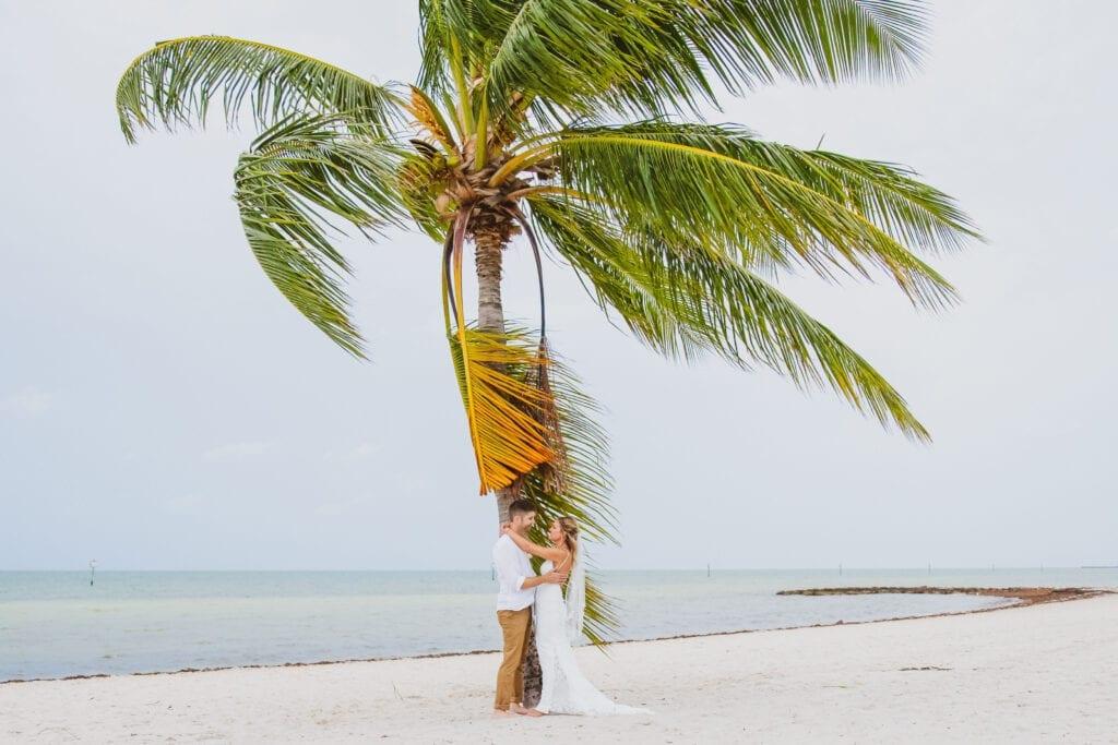Real Wedding in Key West – Angela & Russ – Flamingo Package