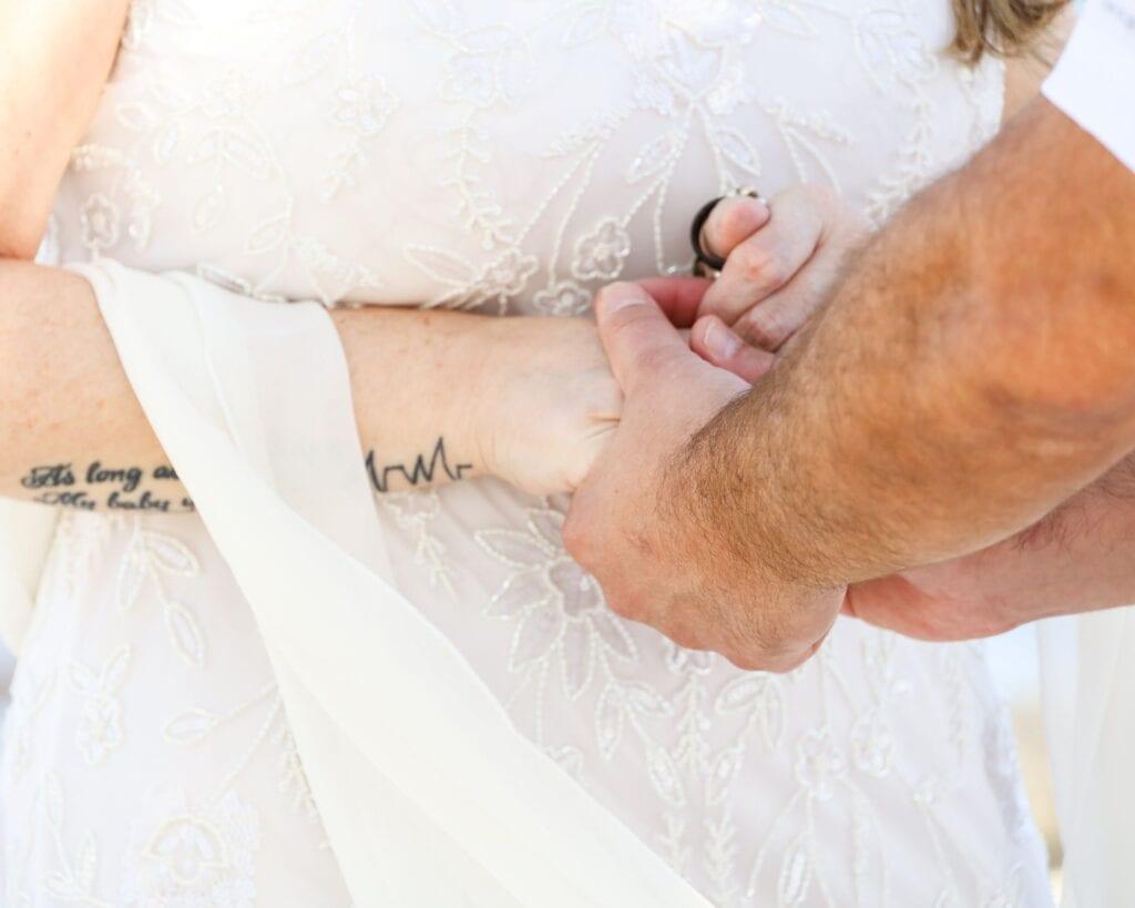 Real Wedding in Islamorada