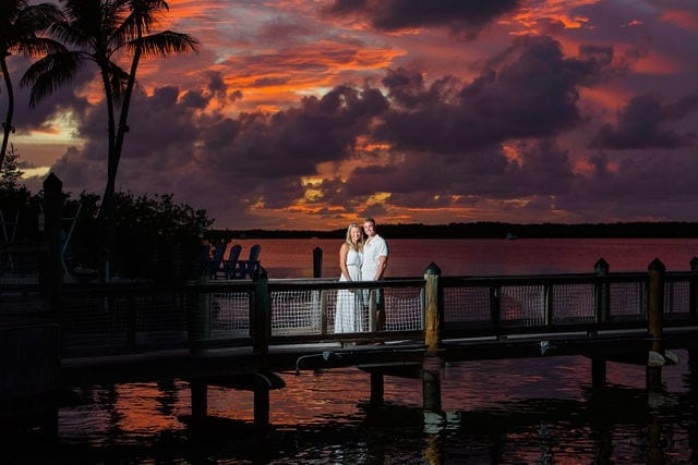 Real Wedding in Islamorada – Nikki & Alex – Hightide Package