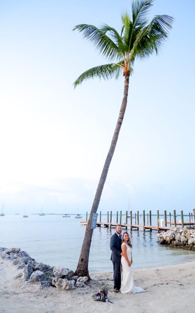 Key Largo Wedding at Dream Bay Resort