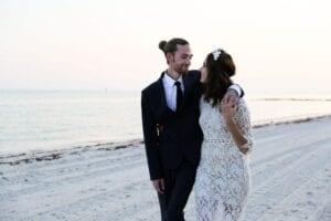 Real Wedding in Key West – Alexandra & Troy – Hightide Package
