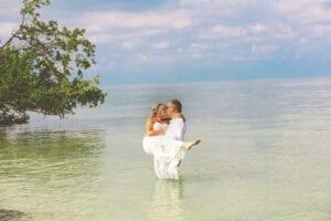 Real Wedding in Marathon – Terra & Matt – Flamingo Package