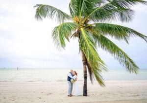 Real Wedding In Key West, FL – Perry & Carla – Palm Package
