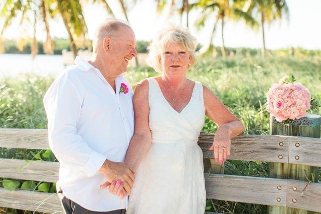 Real Wedding in Marathon – Frances & Stephen – Mangrove Package