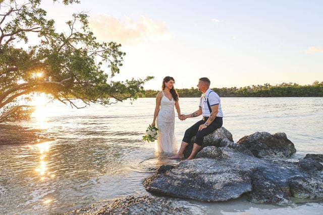 Check Out This Real Wedding in the Heart of the Florida Keys