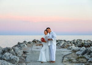Check Out This Real Wedding in the Florida Keys