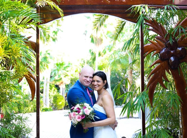 Check Out this Real Wedding in Key Largo