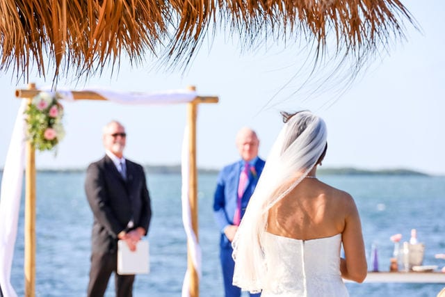 Real Wedding in Key Largo – Ivette & Andrew – High Tide Package