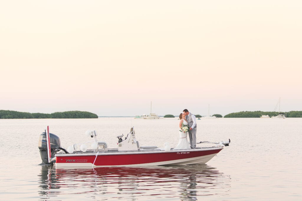 Real Wedding in Islamorada, FL – Ashtin & Ryan – Flamingo Package