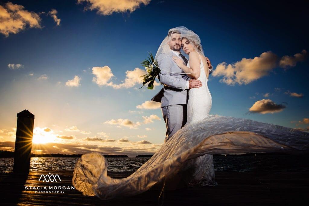 Check Out this Wedding at the Islamorada Fish Company