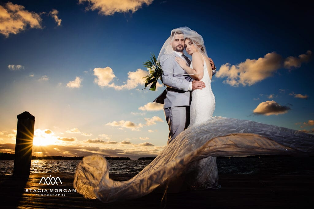Real Wedding in Islamorada – Juliette & Jan Carlo