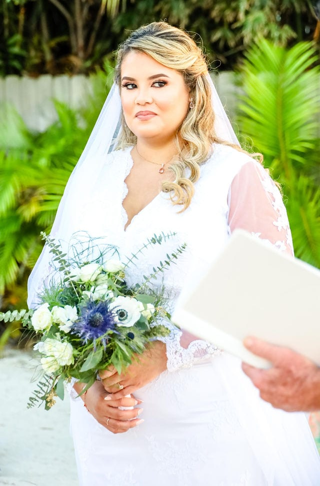 Check Out this Real Wedding in Key Largo at Dream Bay Resort