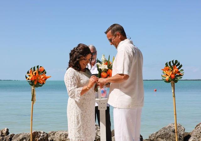 Real Wedding at Playa Largo Resort