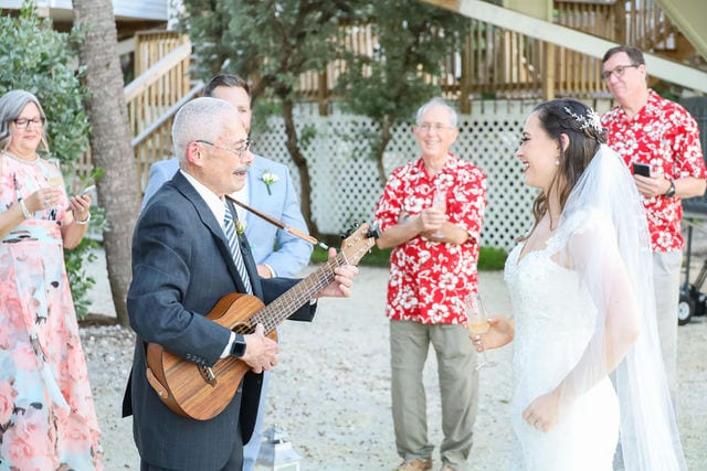 Real Wedding at Topsider Resort in Islamorada