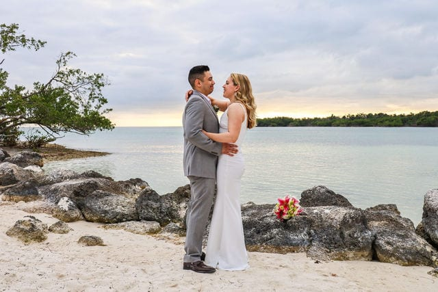 Check Out This Real Wedding in Marathon Florida
