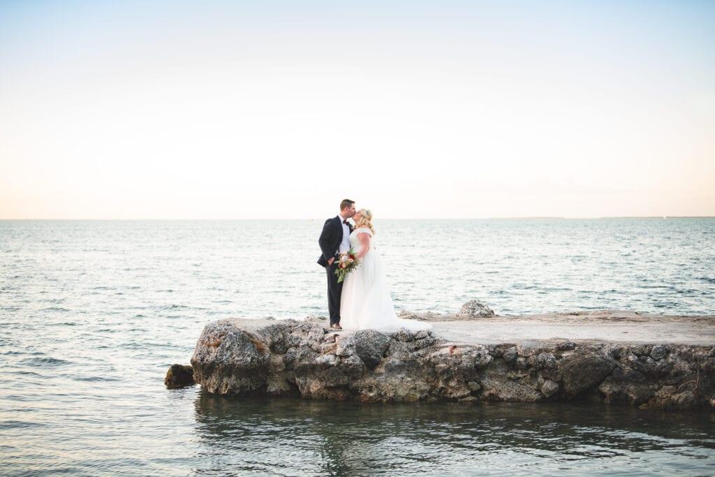 Real Wedding at La Jolla Resort – Tasha & Spencer – Alligator Reef Package