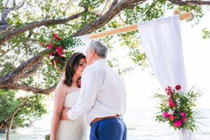 Real Wedding at Bakers Cay Resort in Key Largo Florida